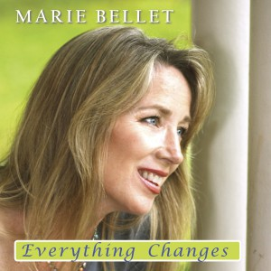 EverythingChanges CD Cover from CRT