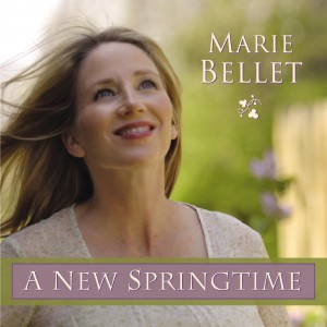 A New Springtime CD Cover Art